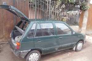Toyota Tercel basicos